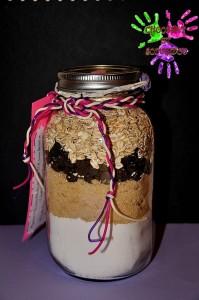 Biscuits en pot