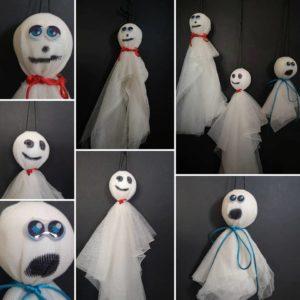 Fantômes suspendus
