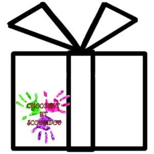 Camion du jour - Gabarit cadeau