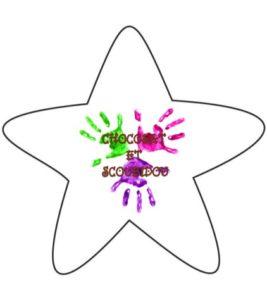 Camion du jour - Gabarit étoile