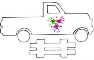 Camion du jour - Gabarit