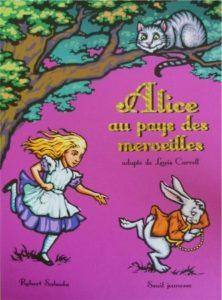 Grands livres classiques pop-up - Alice au pays des Merveilles