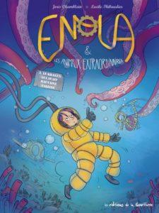 Enola et les animaux extraordinaires - Le kraken qui avait mauvaise haleine