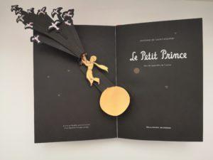 Grands livres classiques pop-up - Le Petit Prince - extrait