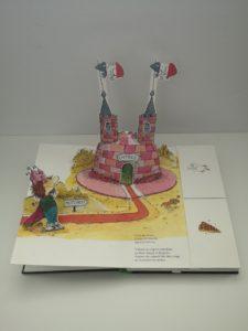Grands livres classiques pop-up - La belle lisse poire du prince de Motordu - extrait