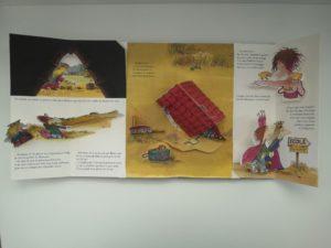 Grands livres classiques pop-up - La belle lisse poire du prince de Motordu - extrait 2