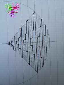 Illusion d'optique animée - étape 5