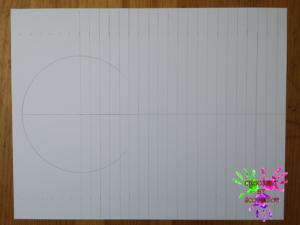 Illusion d'optique animée - étape 2