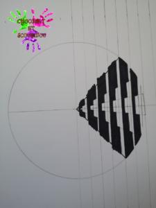 Illusion d'optique animée - étape 6