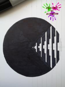 Illusion d'optique animée - étape 7