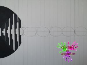 Illusion d'optique animée - étape 8