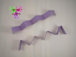 Lapin en papier - étape 11