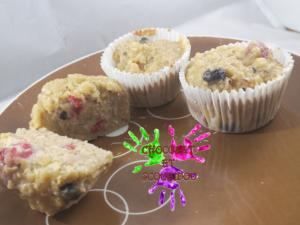 Muffins du sportif